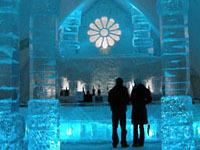 Шведы возведут в Лапландии ледяную мечеть.