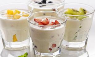 Пробиотические йогурты оказались бесполезными для кишечника