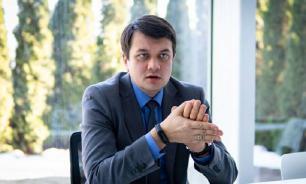 """Глава """"Слуги народа"""" не посчитал вопрос языка главной проблемой Украины"""