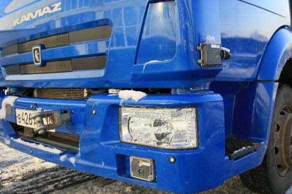 Рынок новых грузовых автомобилей в России в ноябре упал на 11%