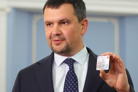 МВД: электронная паспортизация будет мягкой