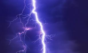 Глобальное потепление повышает активность молний