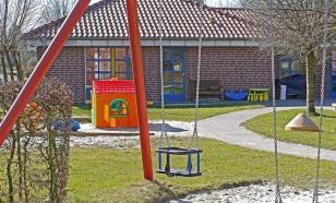 На Сахалине девочка в садике упала в чан с дезинфектором