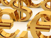 Бизнес-сводка: доллар подрос на 3 копейки, акции упали