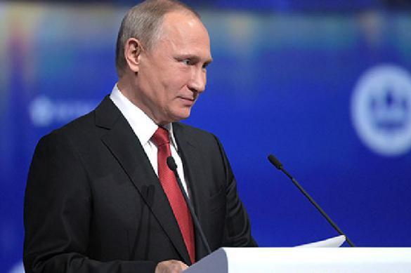 ПМЭФ-2018: Владимир Путин призвал нарастить объемы строительства жилья