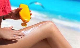 Самодельные кремы от солнца опасны для здоровья