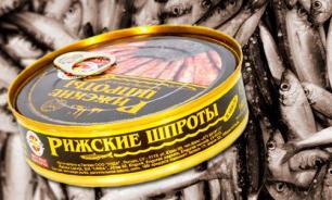В Россию вернутся прибалтийские шпроты. А пропадали?
