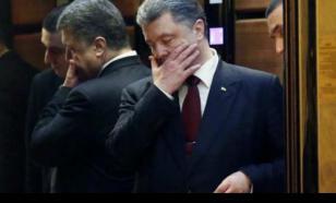 Украинцы стыдятся выступления пьяного Порошенко