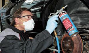 Способы защиты автомобиля от коррозии