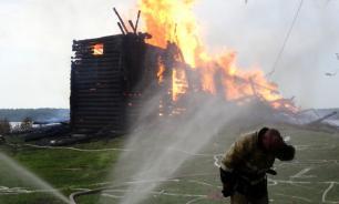 Обвиняемого в поджоге церкви в Карелии подростка признали невменяемым