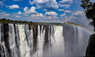 Экологи сообщили об угрозе исчезновения знаменитого водопада Виктория