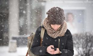 В Москве в воскресенье прогнозируют штормовой ветер и снег