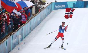 Американский лыжник призвал проходить мимо российских спортменов