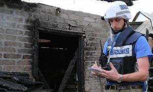 ОБСЕ: ситуация в Донбассе сейчас крайне взрывоопасна