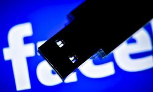 В Facebook опять произошла утечка данных пользователей