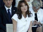 Жену Саркози увековечат в образе работницы птицефабрики