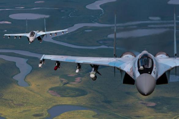 США обвиняют российского пилота в небезопасном перехвате наблюдательного самолета
