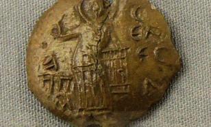 Археологи нашли в Новгороде печать великого князя Симеона Гордого