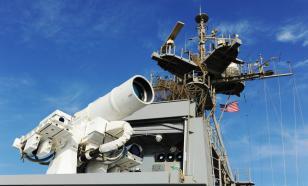 Лазеры и электромагнитные пушки поступят на вооружение армии США