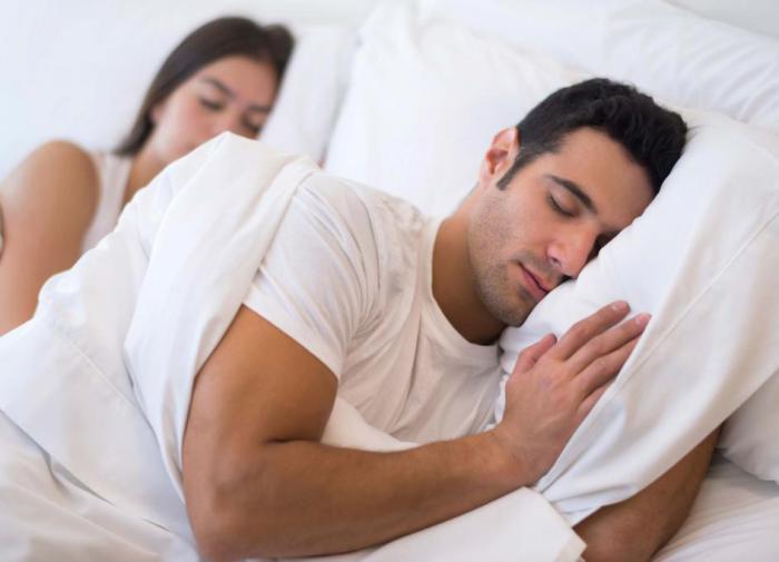 Длительность фазы быстрого сна влияет на риск ранней смерти