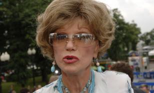 Внучка Гурченко заявила о пропаже фамильных бриллиантов