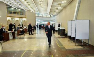 Песков объяснил, почему Путин голосовал без маски