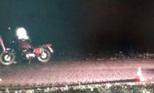 В ДТП с мотоциклами погибла несовершеннолетняя девушка