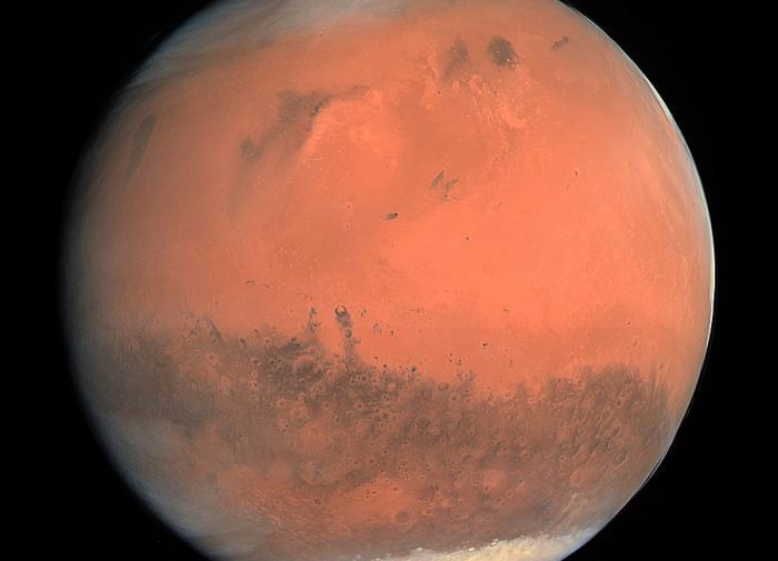 """Космонавт Олег Артемьев: """"На Марсе, скорее всего, уже есть жизнь"""""""