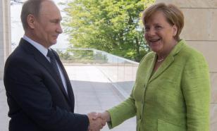 Неблагодарный Путин: почему Берлин круто изменил позицию по Донбассу
