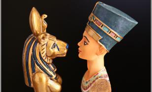Косметика фараонов спасала от злых духов и глазных инфекций