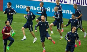 Россия может попасть в зону прямого выхода на Евро-2016 после матча с Лихтенштейном