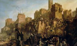 Захват неприступной Акры: как пчелы помогли крестоносцам