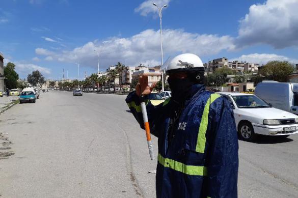 Власти Сирии ужесточили меры по борьбе с распространением COVID-19