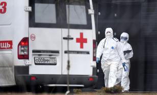 За сутки в России выявили 8599 случаев заболевания