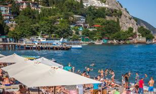 """Крым и Краснодарский край """"съели"""" весь внутренний рынок туризма"""