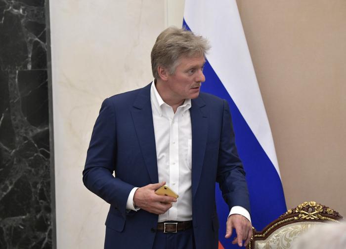 """Песков: комментировать по """"делу Навального"""" нечего"""