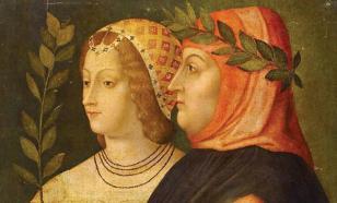Как Петрарка любил Лауру