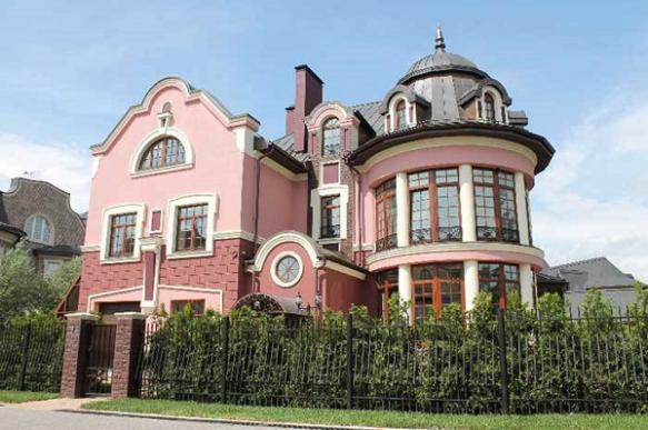 Рейтинг загородной аренды возглавил дом на Рублевке