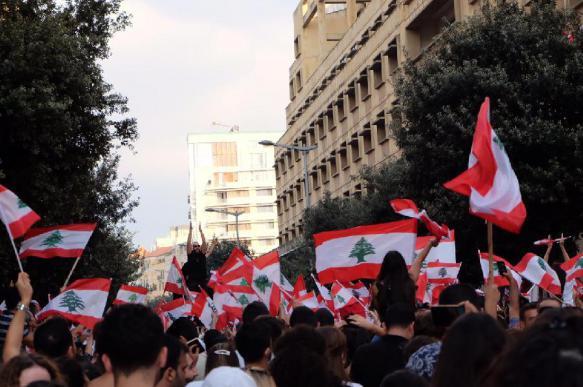 Ливанцы возобновили протесты против правительства