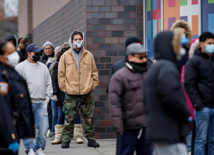 В Соединённых Штатах отмечено снижение уровня безработицы