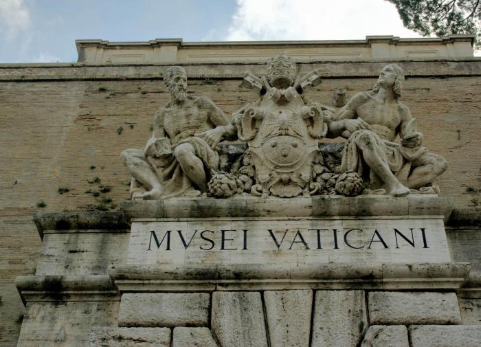 Ватикан закрывает музеи и останавливает раскопки