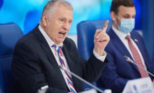 Жириновский предложил больше не снимать Бероева в кино