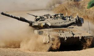 Израиль отправляет военных и технику к сектору Газа