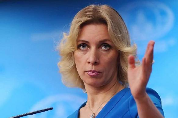 Мария Захарова: отношения США и Европы — диалог волка с волками