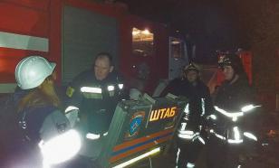 Девять человек погибли на пожаре в подмосковном частном хосписе