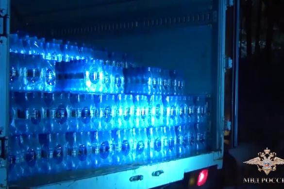 На Алтае цех по производству газировки делал заодно и алкоголь