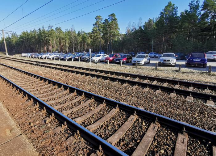 Китай увеличил объёмы железнодорожных перевозок через Россию
