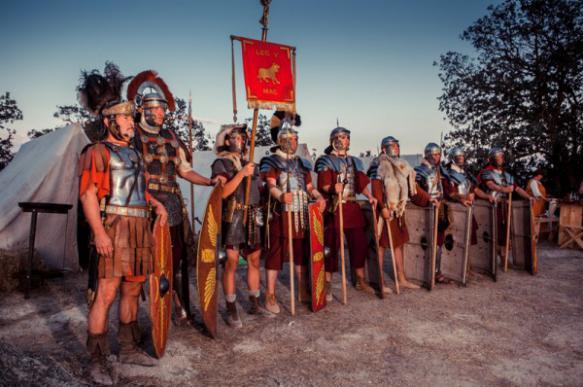 Карьера в римской армии (часть 1)