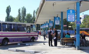Крымским автобусам разрешили выезжать в другие регионы