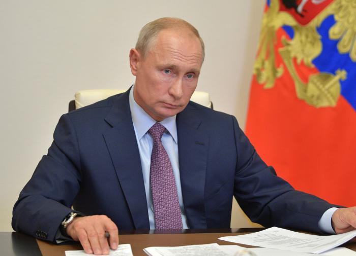 Путин: продолжительность жизни в РФ выросла